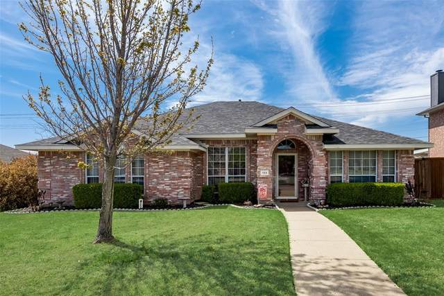 109 S W A Allen Boulevard, Wylie, TX 75098 (MLS #14555452) :: Wood Real Estate Group