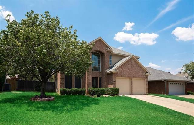 4324 Country Lane, Grapevine, TX 76051 (MLS #14555473) :: RE/MAX Pinnacle Group REALTORS