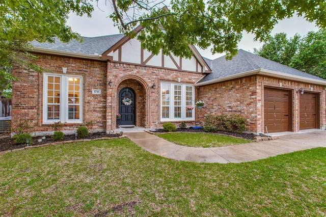 1711 Morrish Lane, Heath, TX 75032 (MLS #14555488) :: The Mauelshagen Group