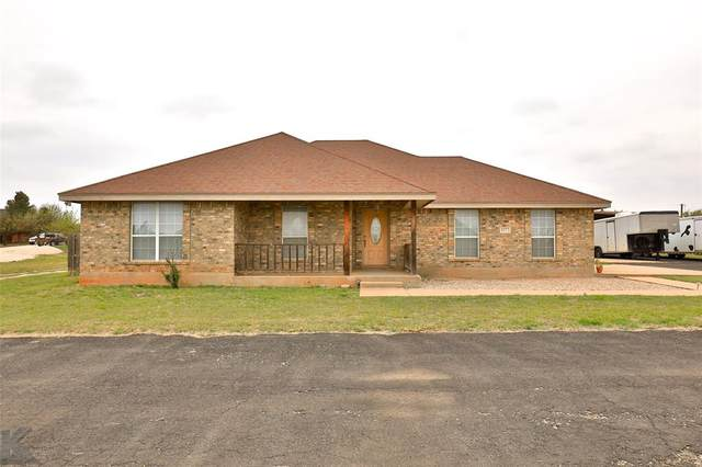 1022 Iberis Road S, Tuscola, TX 79562 (MLS #14555525) :: Russell Realty Group