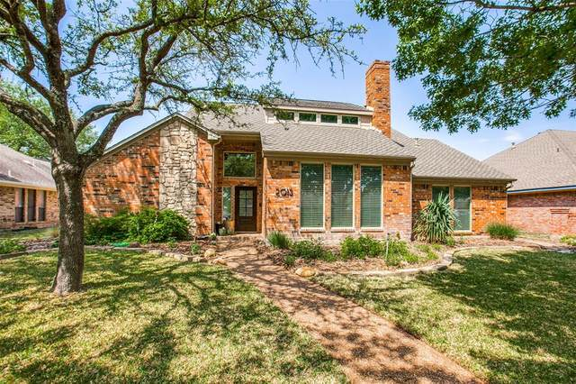 2013 Brandeis Drive, Richardson, TX 75082 (MLS #14555526) :: Wood Real Estate Group