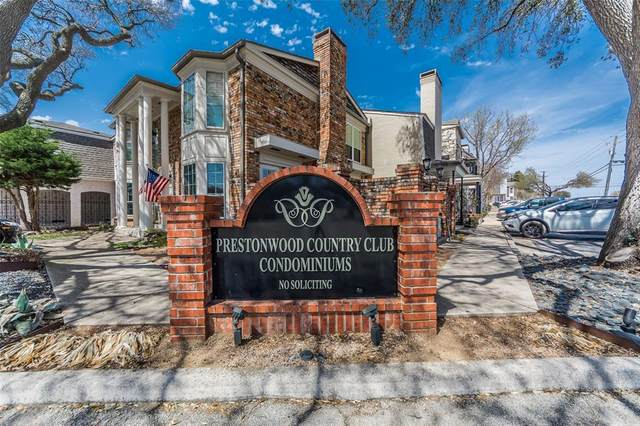 5807 Copperwood Lane #1119, Dallas, TX 75248 (MLS #14555527) :: The Rhodes Team