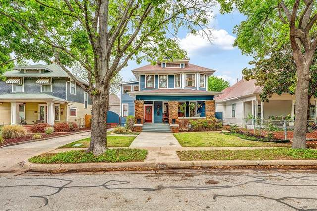 1908 Alston Avenue, Fort Worth, TX 76110 (MLS #14555532) :: The Chad Smith Team