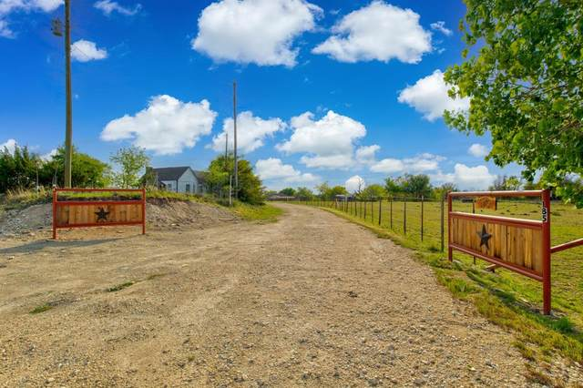 185 County Road 908, Stephenville, TX 76401 (#14555537) :: Homes By Lainie Real Estate Group