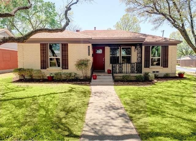 3104 San Paula Avenue, Dallas, TX 75228 (MLS #14555539) :: All Cities USA Realty