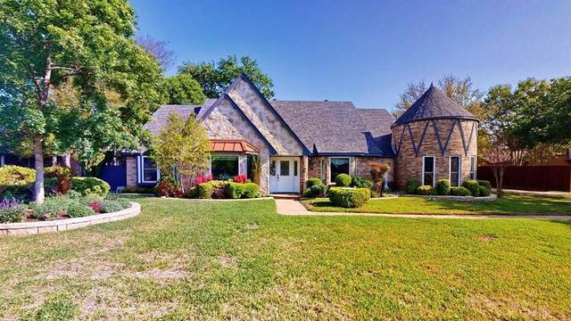 231 Rancho Vista Drive, Double Oak, TX 75077 (MLS #14555545) :: Trinity Premier Properties