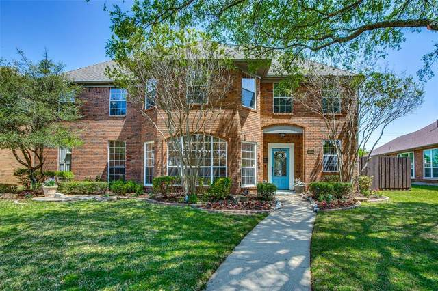 7608 Higgins Lane, Plano, TX 75024 (MLS #14555560) :: The Chad Smith Team
