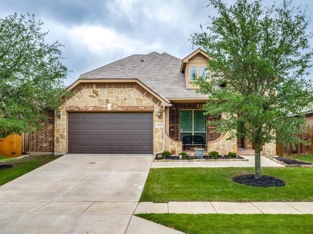 1205 Ponderosa Drive, Aubrey, TX 76227 (MLS #14555575) :: Real Estate By Design