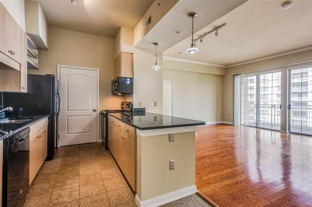 3225 Turtle Creek Boulevard #1407, Dallas, TX 75219 (MLS #14555601) :: Justin Bassett Realty