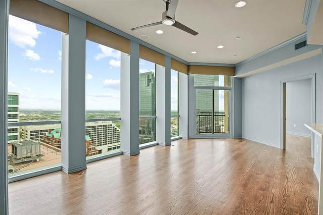 500 Throckmorton Street #2004, Fort Worth, TX 76102 (MLS #14555624) :: Team Hodnett