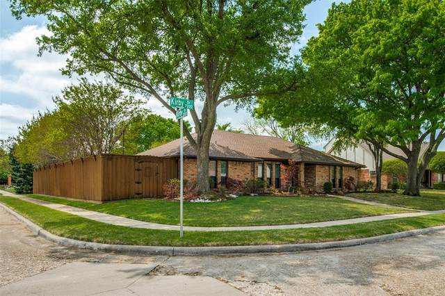 2204 Kirby Drive, Plano, TX 75075 (MLS #14555625) :: Wood Real Estate Group