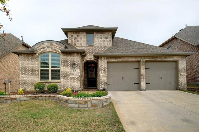 1817 Maya Drive, Argyle, TX 76226 (MLS #14555626) :: The Mauelshagen Group