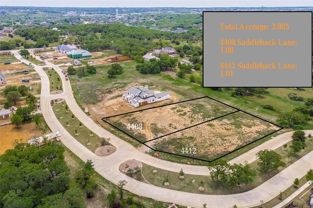 4408 Saddleback Lane #4408, Southlake, TX 76092 (MLS #14555635) :: Results Property Group