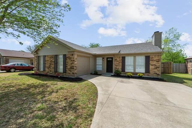3716 Farm Field Lane, Fort Worth, TX 76137 (MLS #14555646) :: The Chad Smith Team