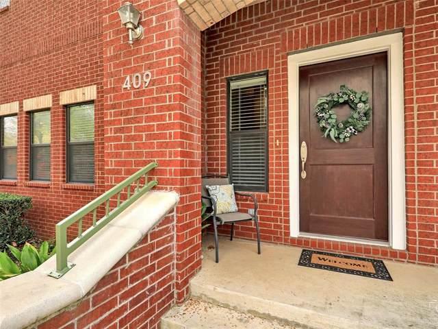 1207 Beaconsfield Lane #409, Arlington, TX 76011 (MLS #14555648) :: Frankie Arthur Real Estate