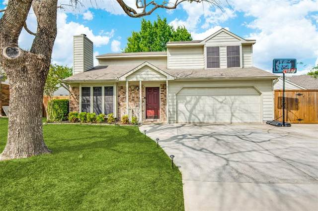 5341 Colonial Drive, Flower Mound, TX 75028 (MLS #14555671) :: Trinity Premier Properties