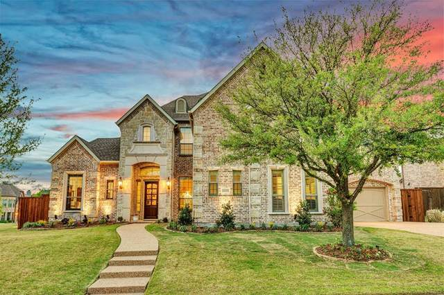 10733 Southbury Lane, Frisco, TX 75033 (MLS #14555675) :: Real Estate By Design
