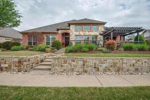 5707 Hummingbird Lane, Fairview, TX 75069 (MLS #14555676) :: Feller Realty