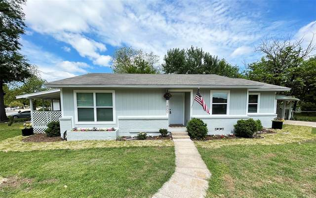 1800 Boyd Street, Denton, TX 76209 (MLS #14555695) :: The Mauelshagen Group