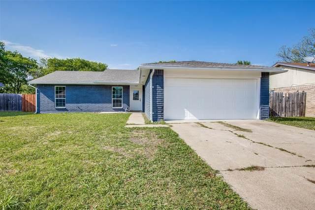 850 Wendy Drive, Grand Prairie, TX 75052 (MLS #14555704) :: RE/MAX Pinnacle Group REALTORS