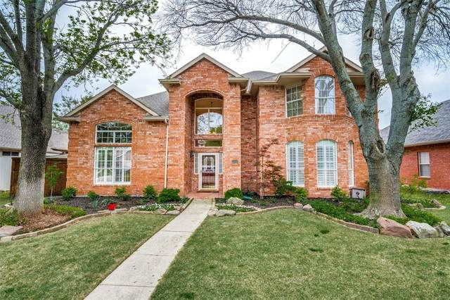 11213 Knoxville Lane, Frisco, TX 75035 (MLS #14555716) :: Russell Realty Group