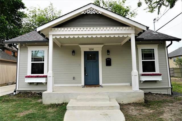 1614 Hubert Street, Dallas, TX 75206 (MLS #14555733) :: All Cities USA Realty