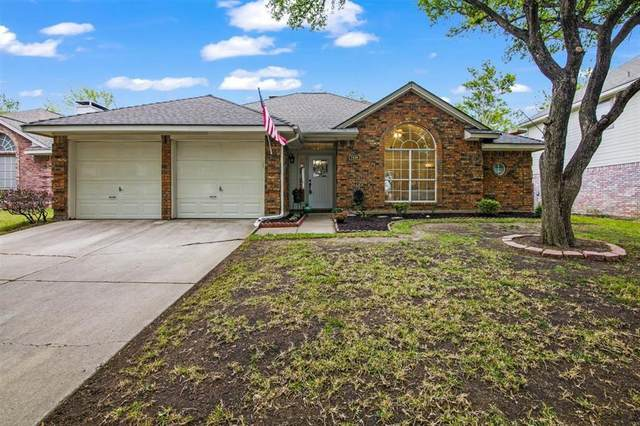 7436 Mesa Verde Trail, Fort Worth, TX 76137 (MLS #14555748) :: The Chad Smith Team