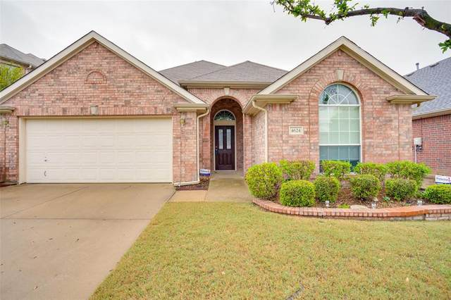 4624 Keith Drive, Fort Worth, TX 76244 (MLS #14555755) :: Lisa Birdsong Group | Compass