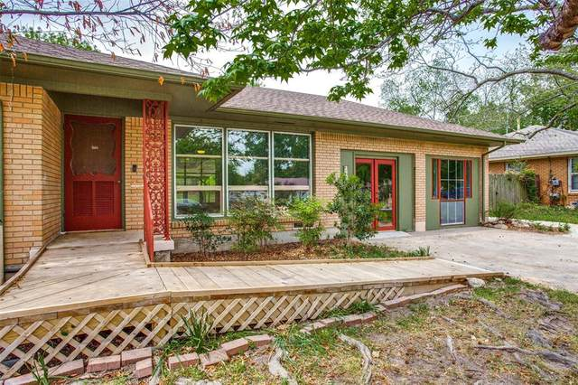2409 Robinwood Lane, Denton, TX 76209 (MLS #14555796) :: The Mauelshagen Group
