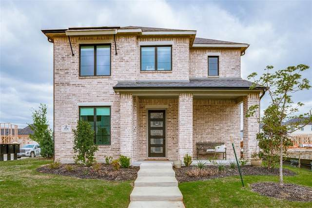3536 E Cheney, Celina, TX 75009 (MLS #14555797) :: Premier Properties Group of Keller Williams Realty