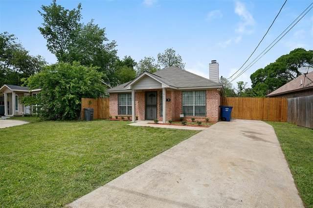 3631 Morris Street, Dallas, TX 75212 (MLS #14555805) :: All Cities USA Realty