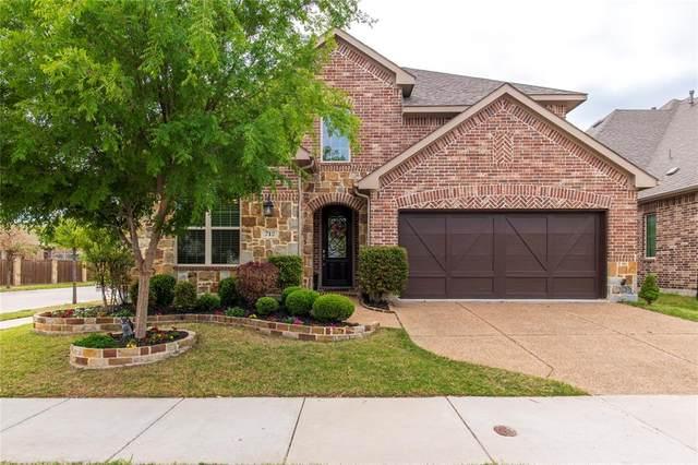 712 Warwick Boulevard, Lewisville, TX 75056 (MLS #14555806) :: Real Estate By Design