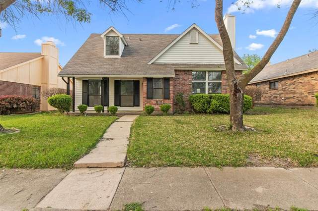 9311 Rutherglen Drive, Dallas, TX 75227 (MLS #14555812) :: All Cities USA Realty