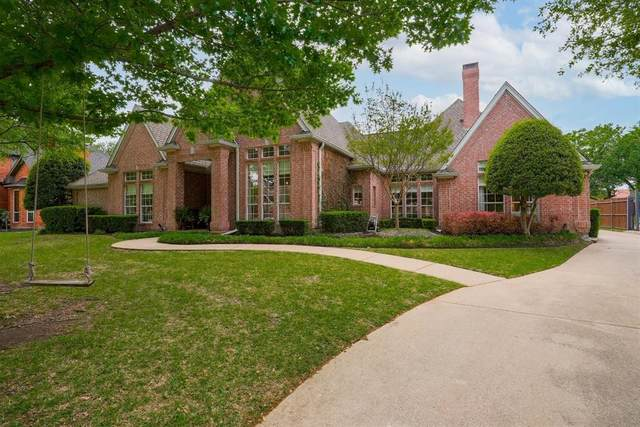 5506 Sycamore Drive, Colleyville, TX 76034 (MLS #14555842) :: Russell Realty Group