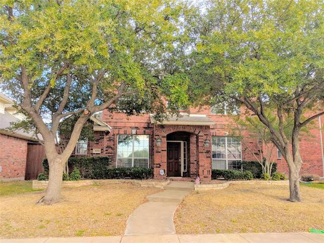 10150 Wheat Ridge Drive, Frisco, TX 75033 (MLS #14555859) :: Real Estate By Design