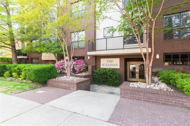 4333 Gilbert Avenue #103, Dallas, TX 75219 (MLS #14555871) :: All Cities USA Realty