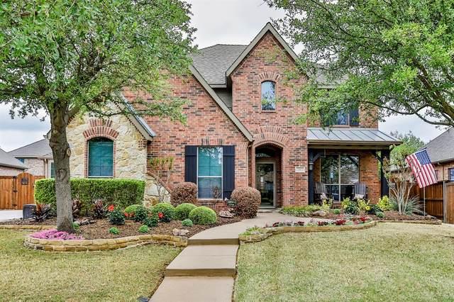 2903 Adams Drive, Melissa, TX 75454 (MLS #14555875) :: Feller Realty