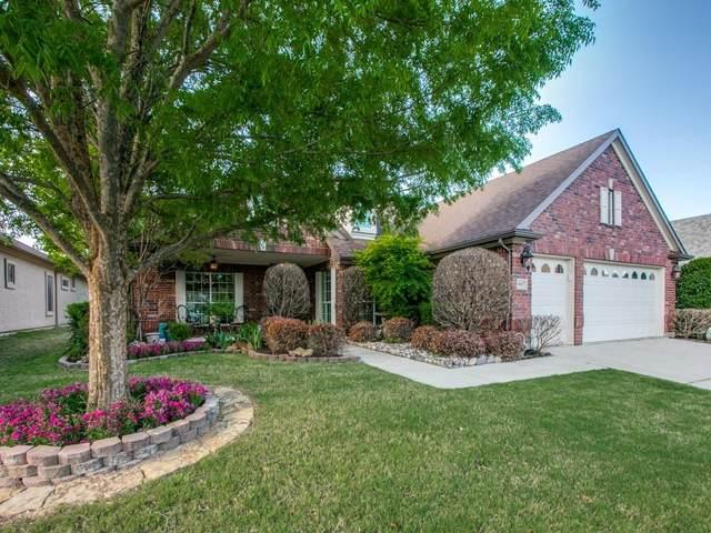 10017 Soriano Street, Denton, TX 76207 (MLS #14555902) :: Wood Real Estate Group