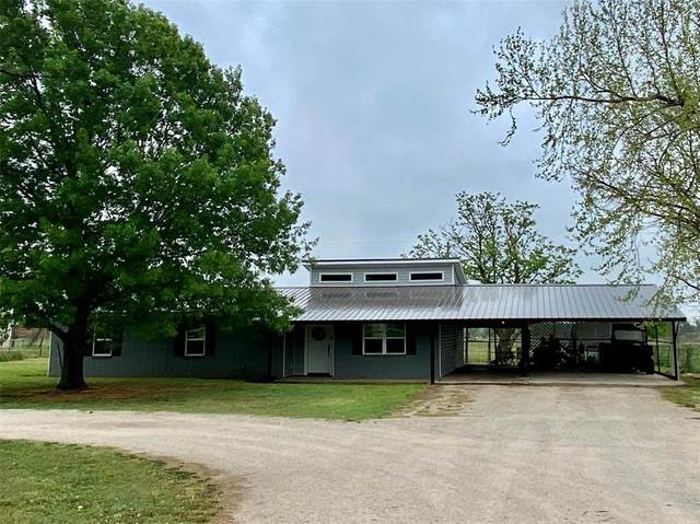 335 Rosser Ranch Road, Graham, TX 76450 (MLS #14555919) :: Russell Realty Group
