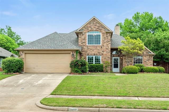 401 High Meadow Drive, Mckinney, TX 75072 (MLS #14555955) :: EXIT Realty Elite
