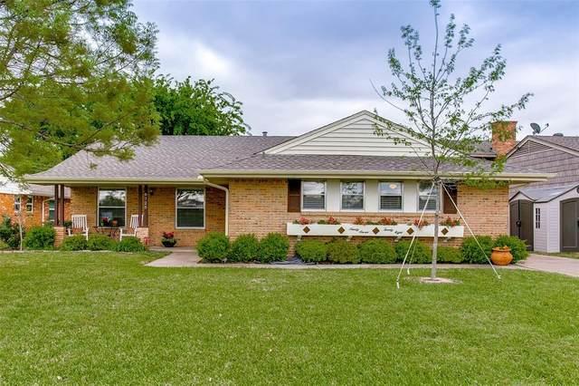 9728 Lynbrook Drive, Dallas, TX 75238 (MLS #14555966) :: Wood Real Estate Group