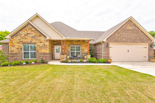 512 Village Creek Drive, Boyd, TX 76023 (MLS #14555969) :: The Hornburg Real Estate Group