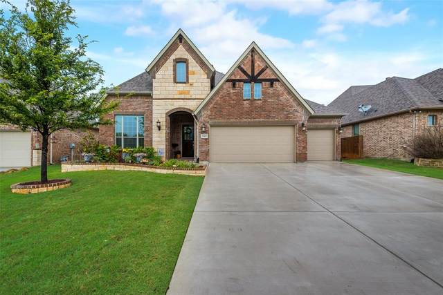 14405 Seventeen Lakes Boulevard, Fort Worth, TX 76262 (MLS #14555974) :: The Mitchell Group