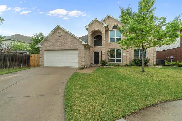 8416 Wind Cave Court, Fort Worth, TX 76137 (MLS #14555998) :: The Chad Smith Team