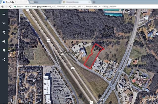 2100 N Us Hwy 287, Mansfield, TX 76063 (MLS #14556007) :: Robbins Real Estate Group