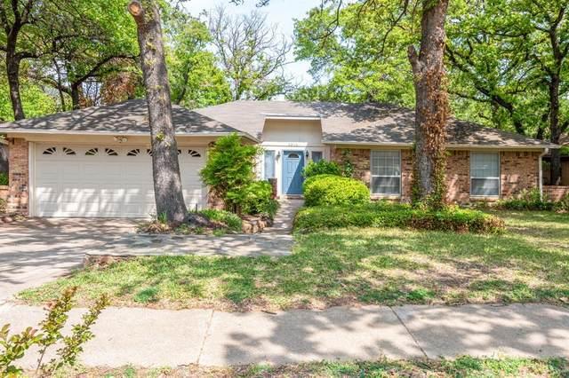3013 Pin Oak Lane, Bedford, TX 76021 (MLS #14556034) :: Wood Real Estate Group
