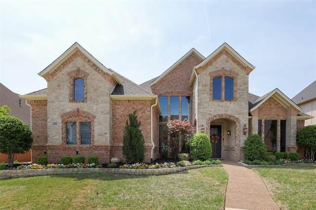 1633 Tuscan Ridge Circle, Southlake, TX 76092 (MLS #14556054) :: Team Hodnett