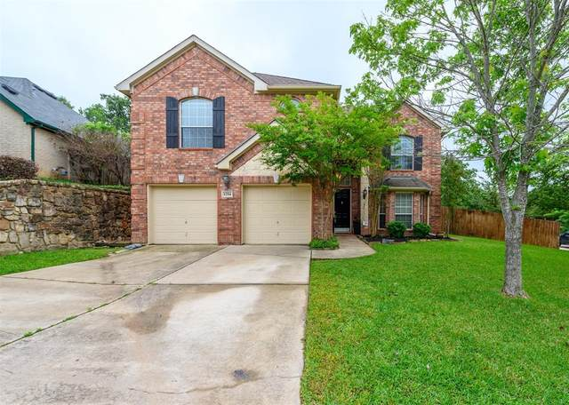 1204 History Crescent, Corinth, TX 76210 (MLS #14556059) :: Real Estate By Design
