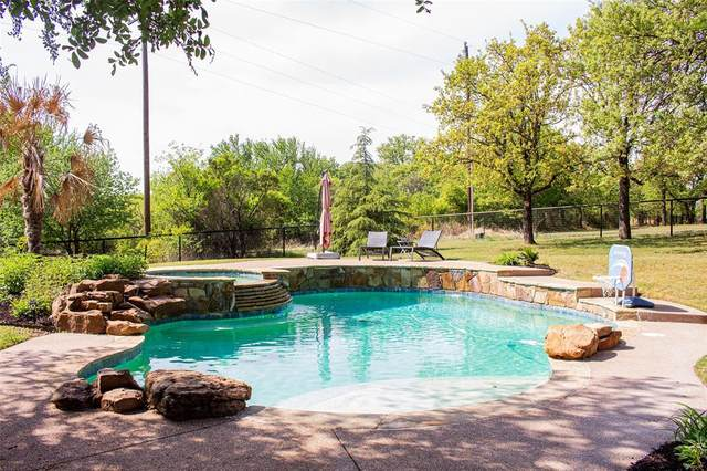 176 Overton Ridge Circle, Weatherford, TX 76088 (MLS #14556101) :: Lisa Birdsong Group | Compass