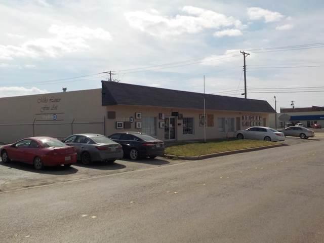 909 N 13th Street, Abilene, TX 79601 (MLS #14556102) :: Real Estate By Design